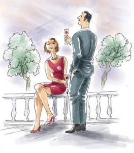 sketch rencontre amoureuse