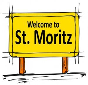 St. Moritz - Schweiz