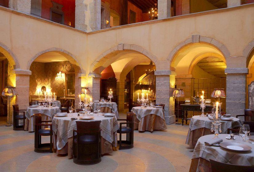 Restaurant étoilé Lyon